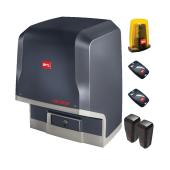 Комплект скоростного электропривода для откатных ворот BFT ARES VELOCE SMART BT A500