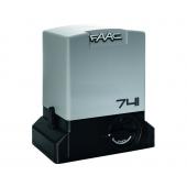 Привод для откатных ворот FAAC 741